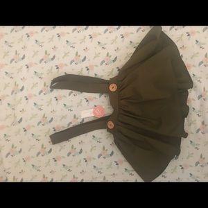 Other - Bailey's Blossom suspender skirt